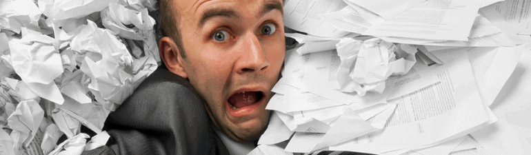 6 Reasons Why You Shouldn't Use Spreadsheets as GRC Tools